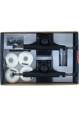 Industrial Component Pack Black/White - 5.5/52