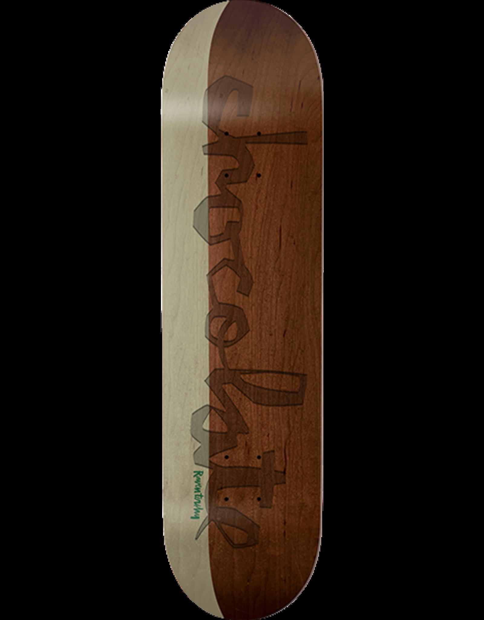 Chocolate Tershy OG Chunk Split Deck - 8.25