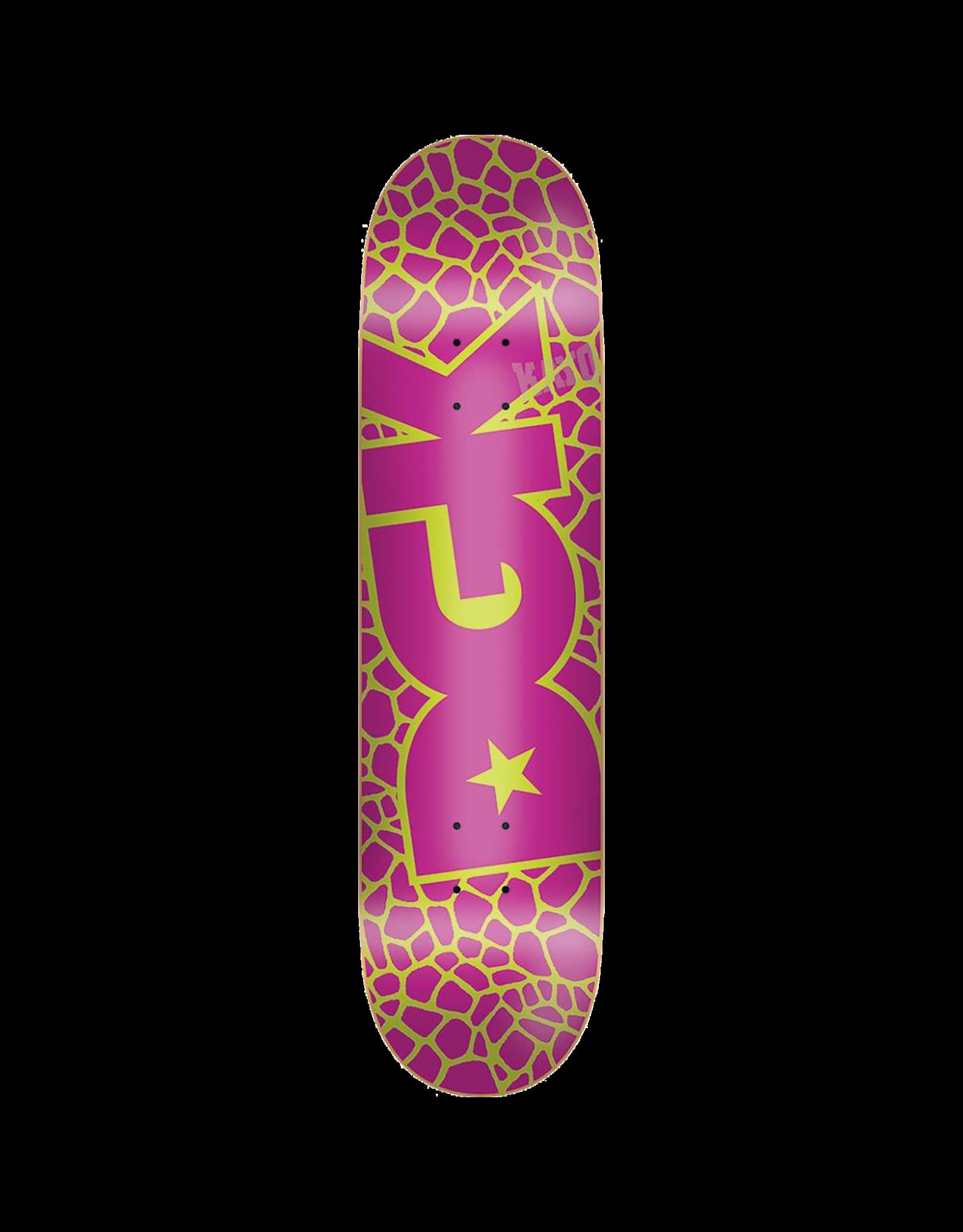 DGK Giraffe Deck - 8.06