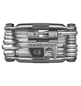 Crank Brothers Multi Tool 19 Nickel