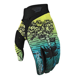 Troy Lee Designs AIR GLOVE LTD BONEYARD