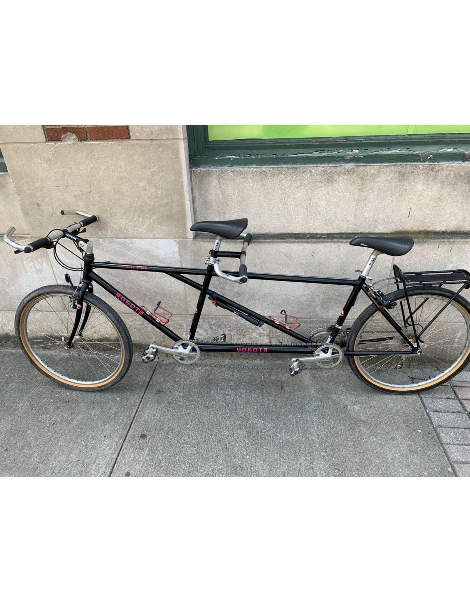 Yokota (USED) Grizzly Peak Tandem