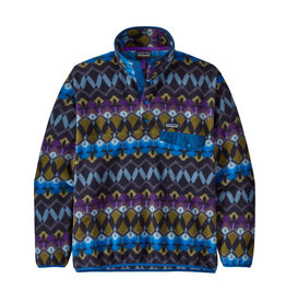 Patagonia Men's Lightweight Synch Snap-T Pullover Companions Big: New Navy