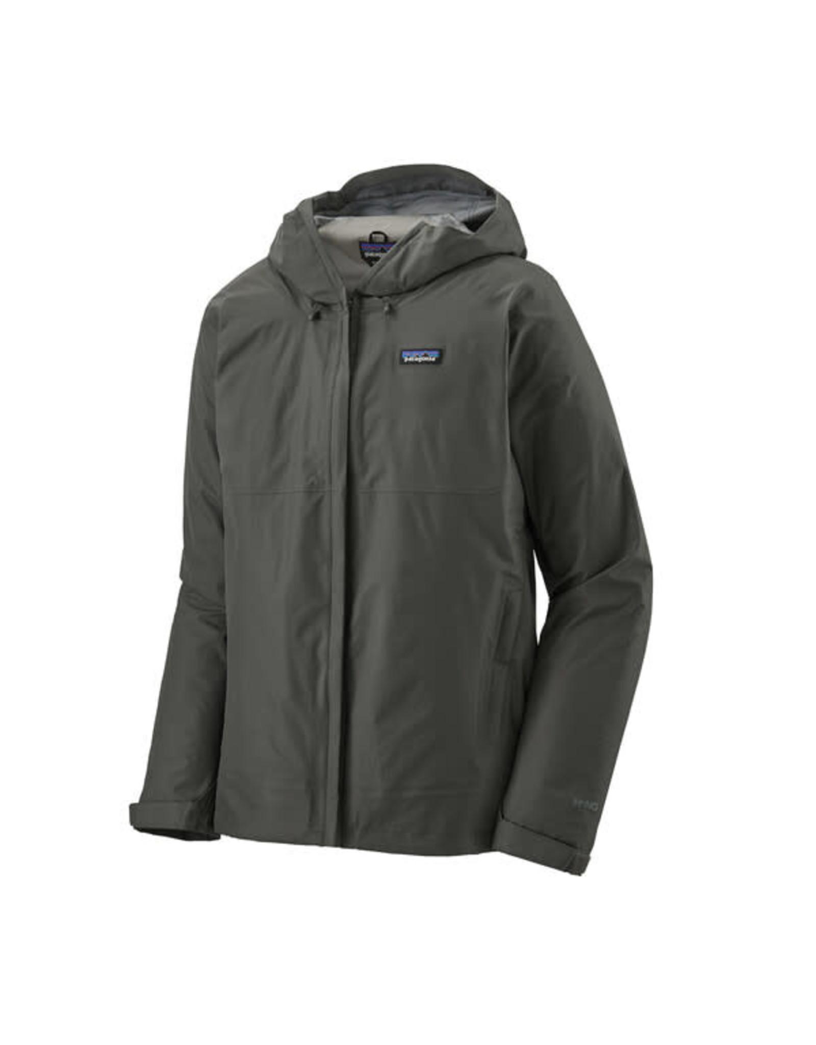 Patagonia Men's Torrentshell 3L Jacket - Forge Grey