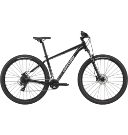 Cannondale 27.5 Trail 7 Extra Small Black