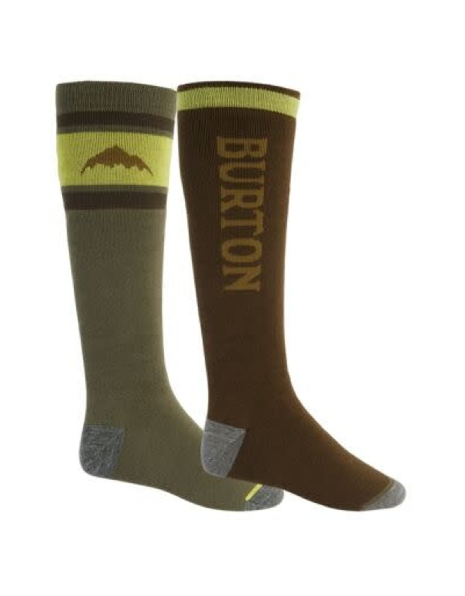 Burton Men's Weekend Midweight Sock 2-Pack