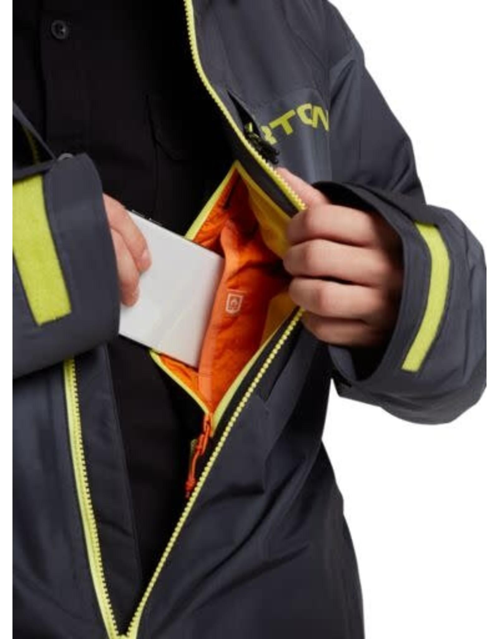 Burton Men's GORE‑TEX Radial Insulated Jacket