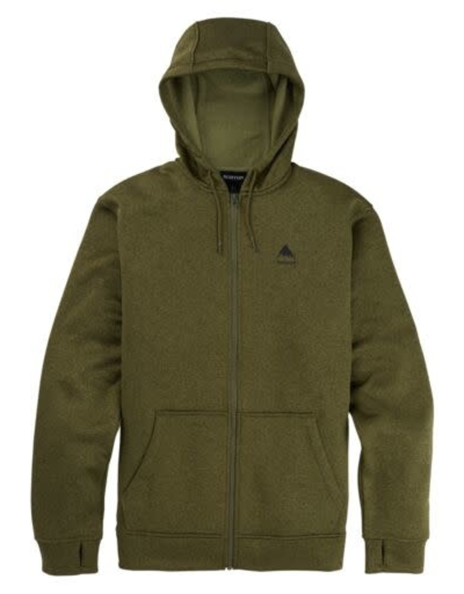 Burton Men's Oak Full-Zip Hoodie