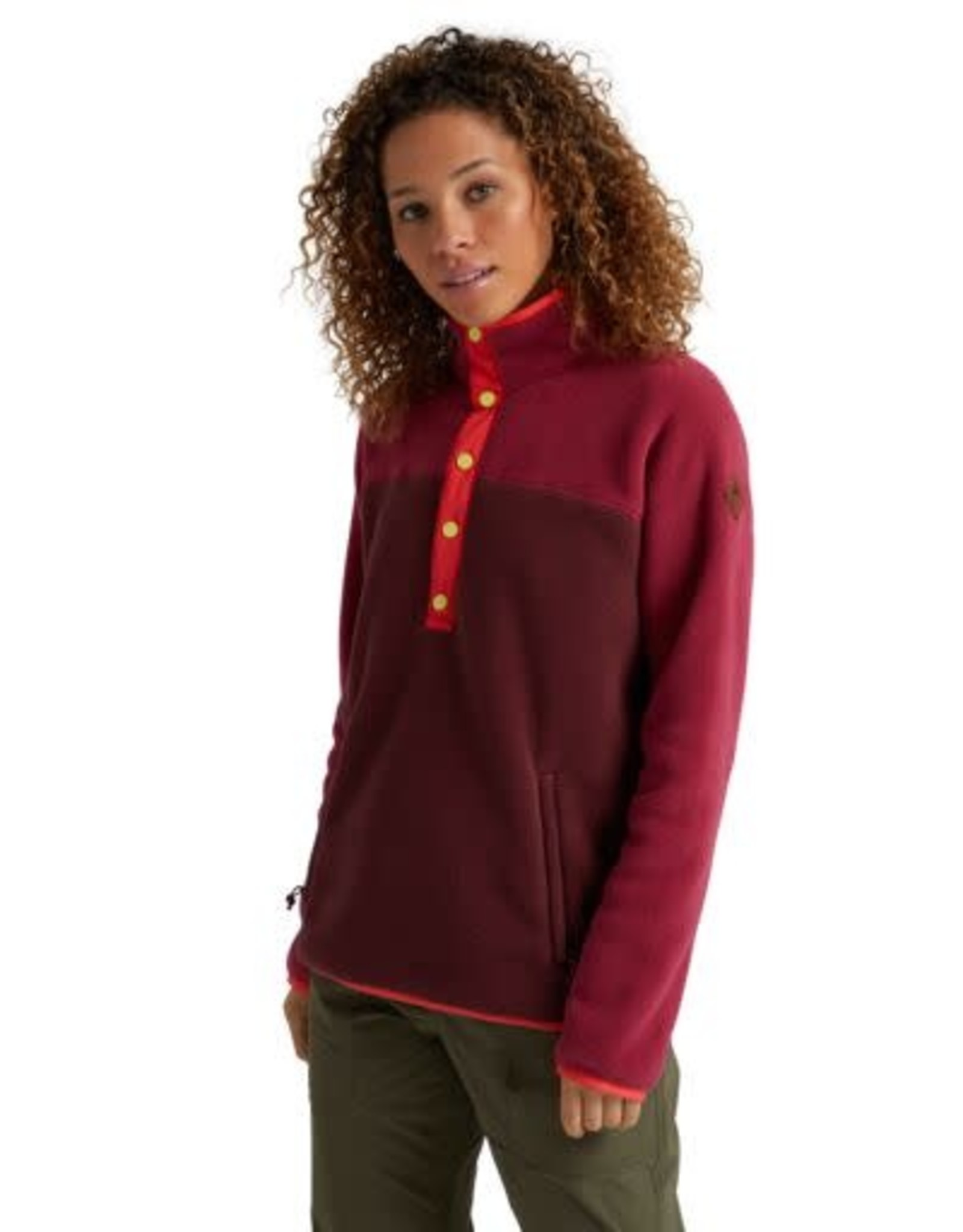 Burton Women's Hearth Pullover Fleece