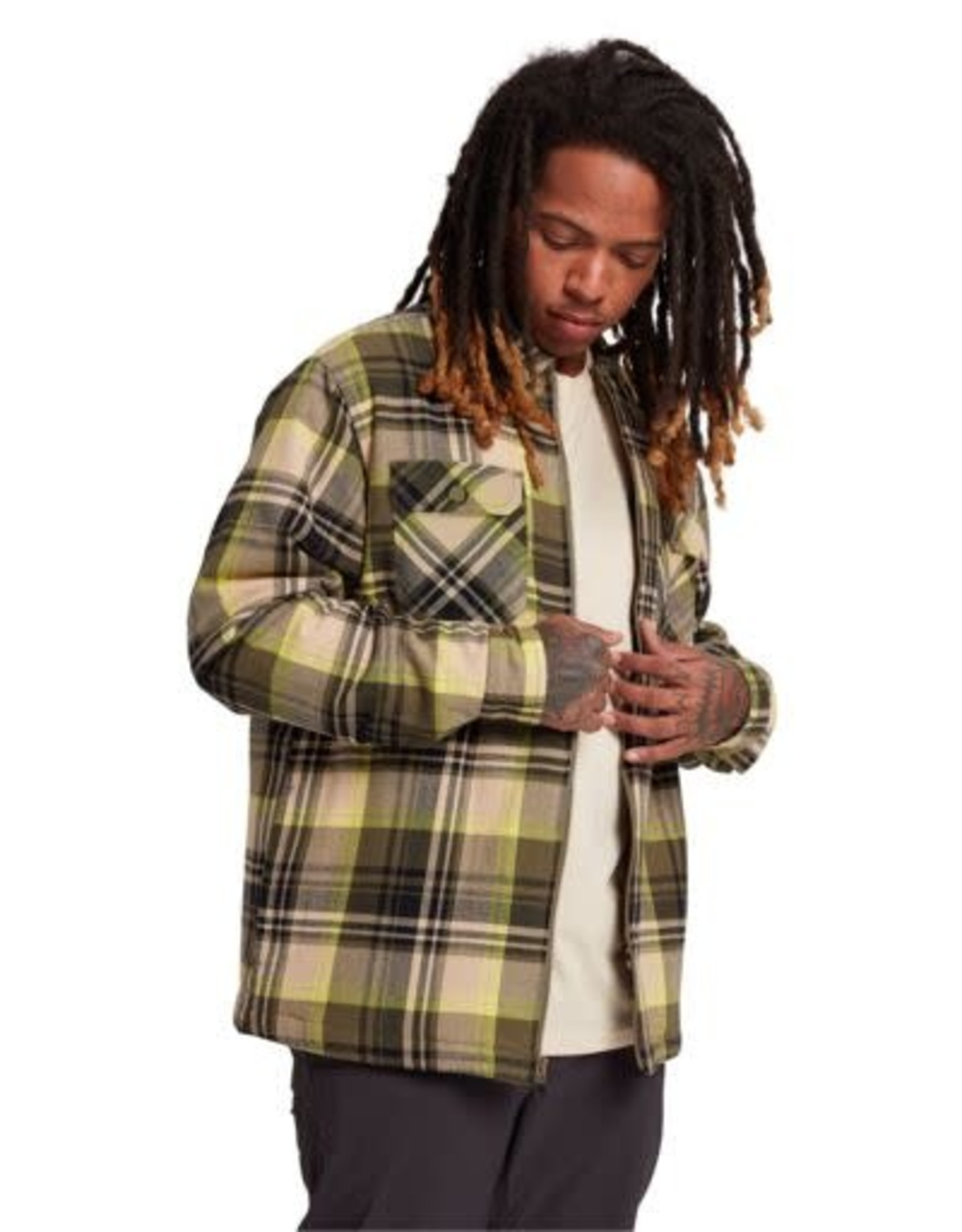 Burton Men's Brighton Insulated Flannel