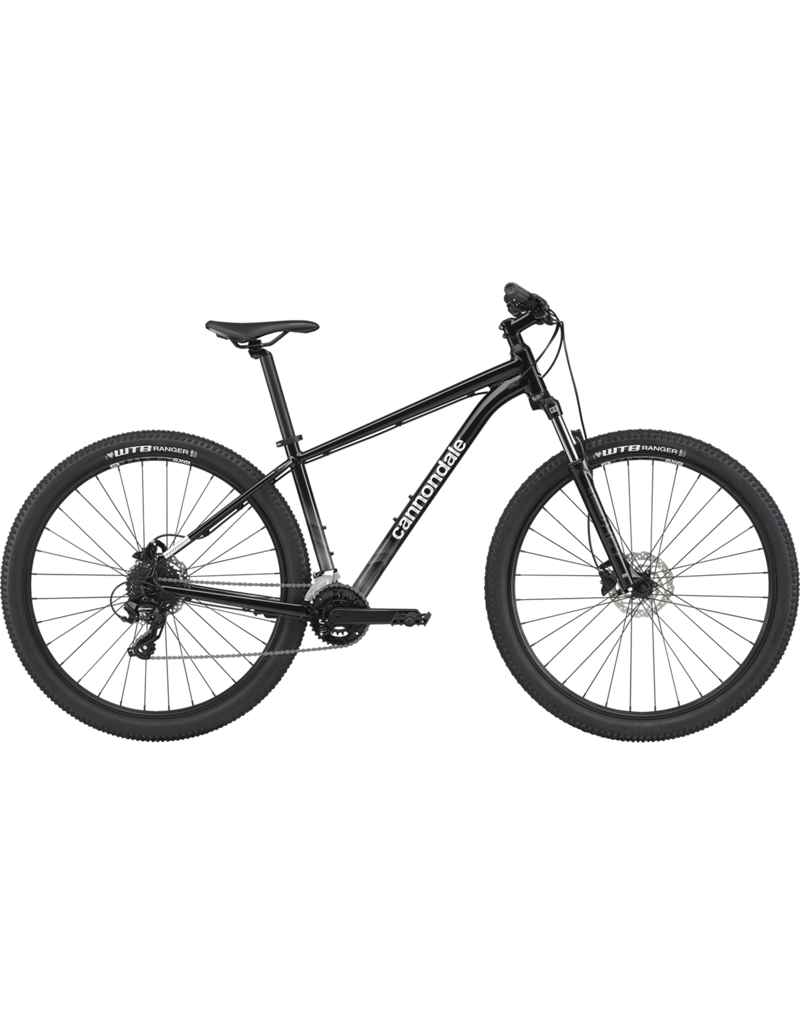 Cannondale 29 M Trail 7 Extra Large Black