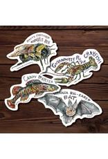 Rosalie Haizlett Endangered Species 4 Pack