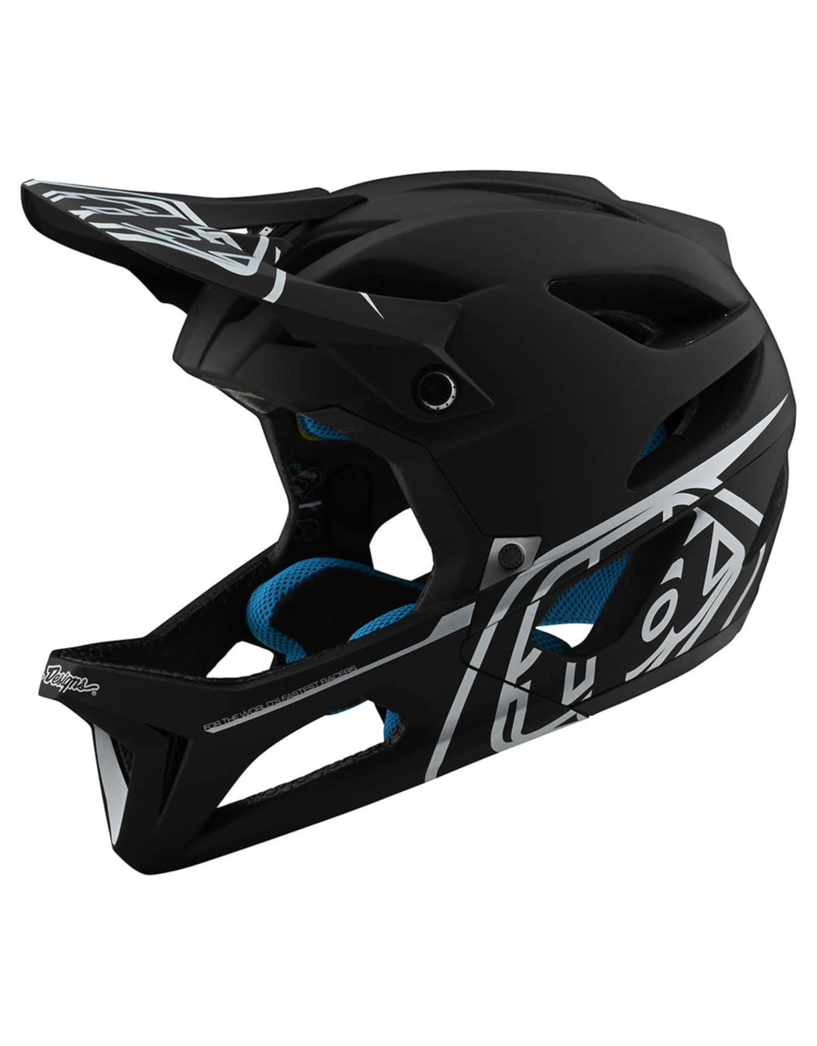 Troy Lee Designs Stage Stealth Helmet
