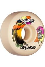 Bones GREENWOOD STF V5 THE GREENWOOD 52mm NAT
