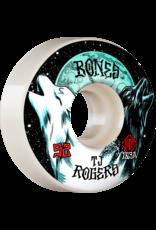 Bones ROGERS STF V3 HOWL 52mm WHT