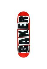 Baker BRAND LOGO DECK-8.38 RED/BLACK
