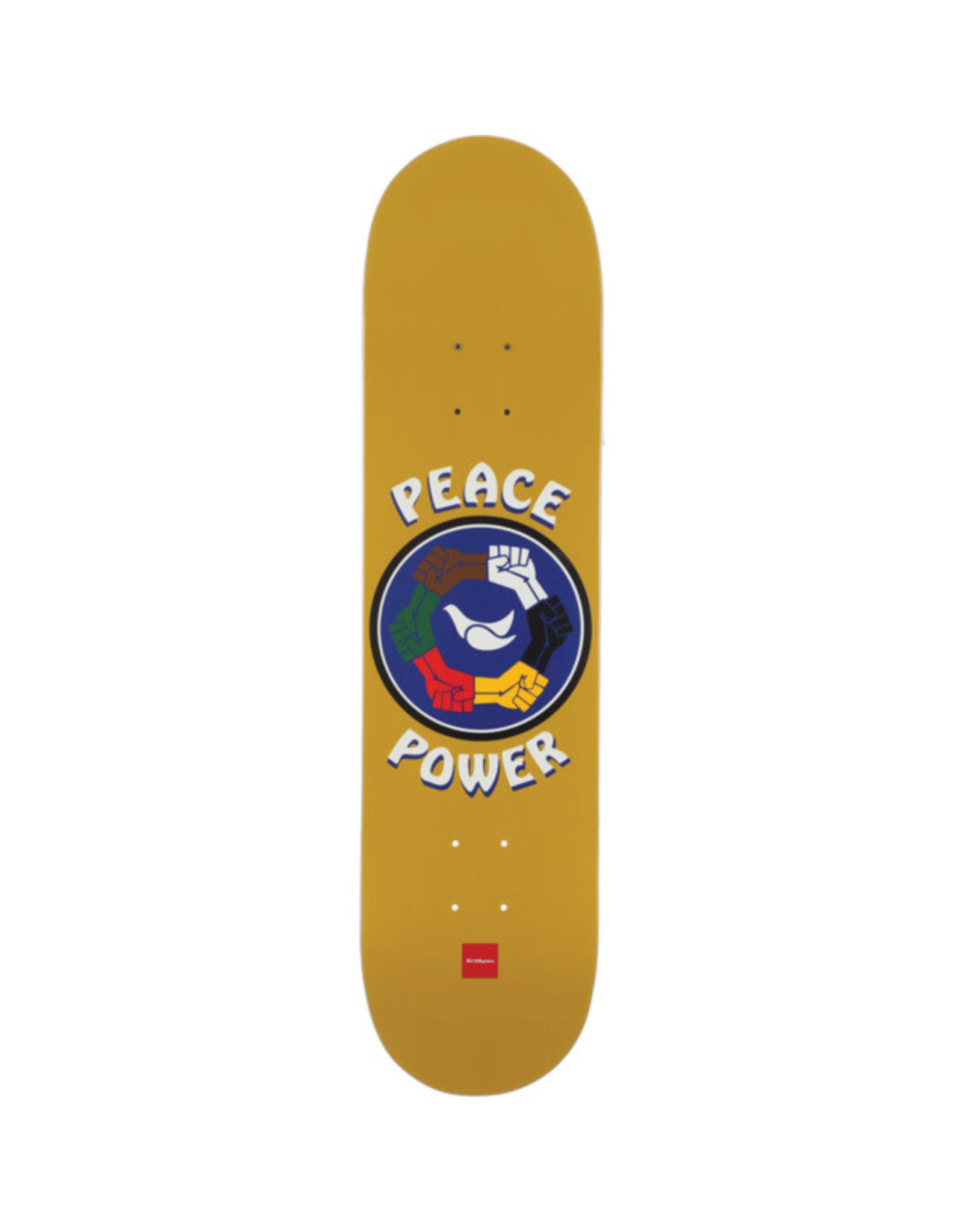 Chocolate K.ANDERSON PEACE POWER DECK-8.0