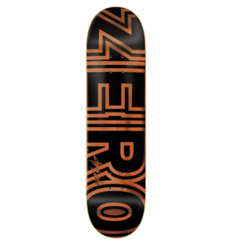 Zero COLE SIGNATURE BOLD DECK-8.0 COPPER/BLK
