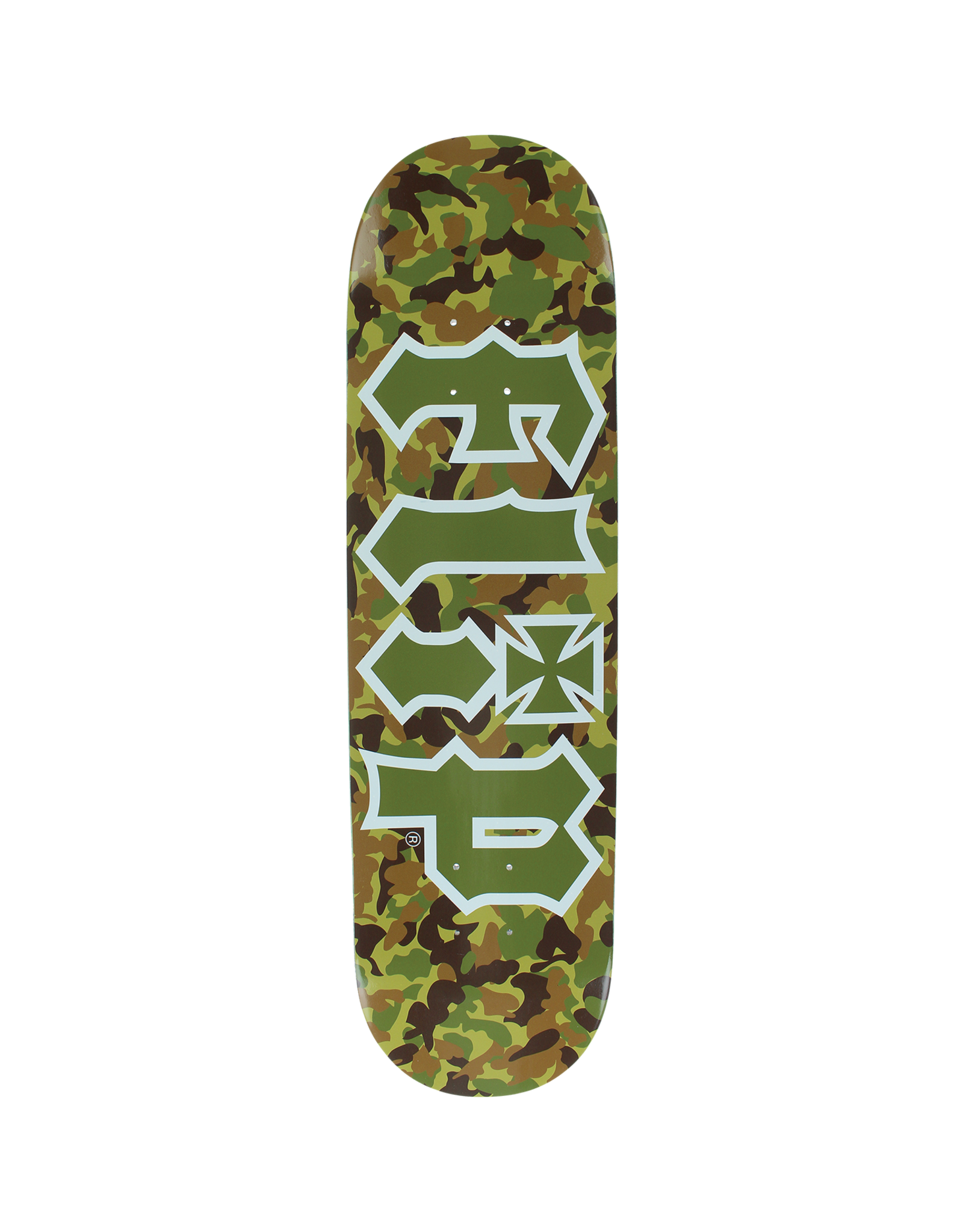 Flip HKD COMBAT DECK-8.25 GREEN
