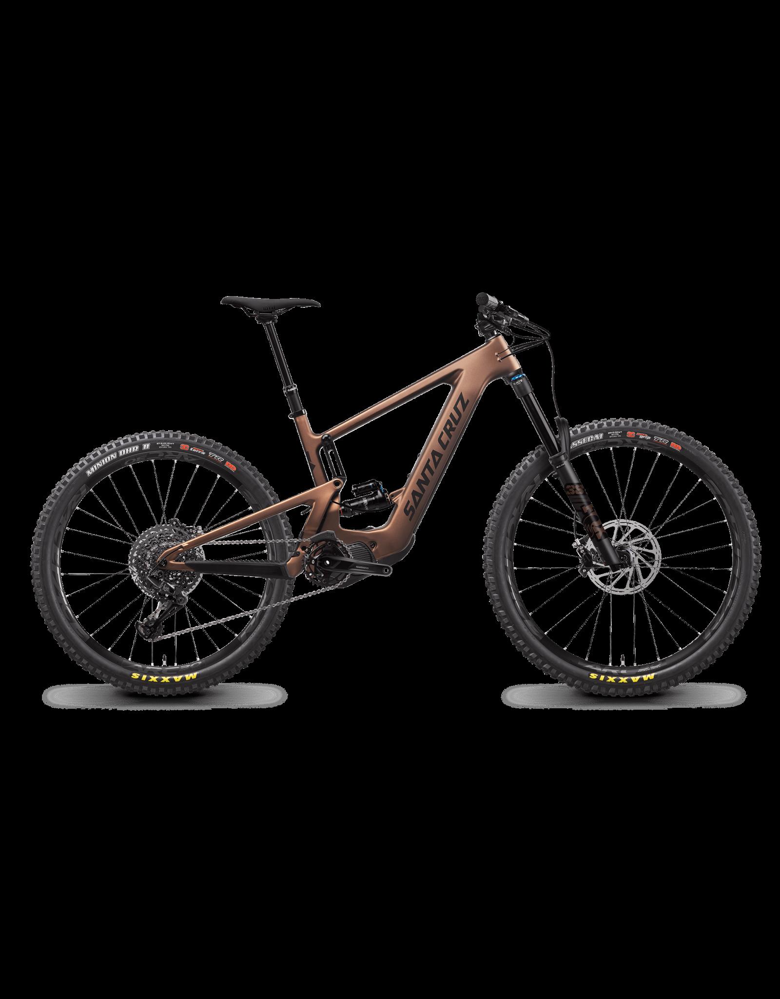 Santa Cruz Bicycles Bullit CC MX S-Kit Size LG, Copper USA
