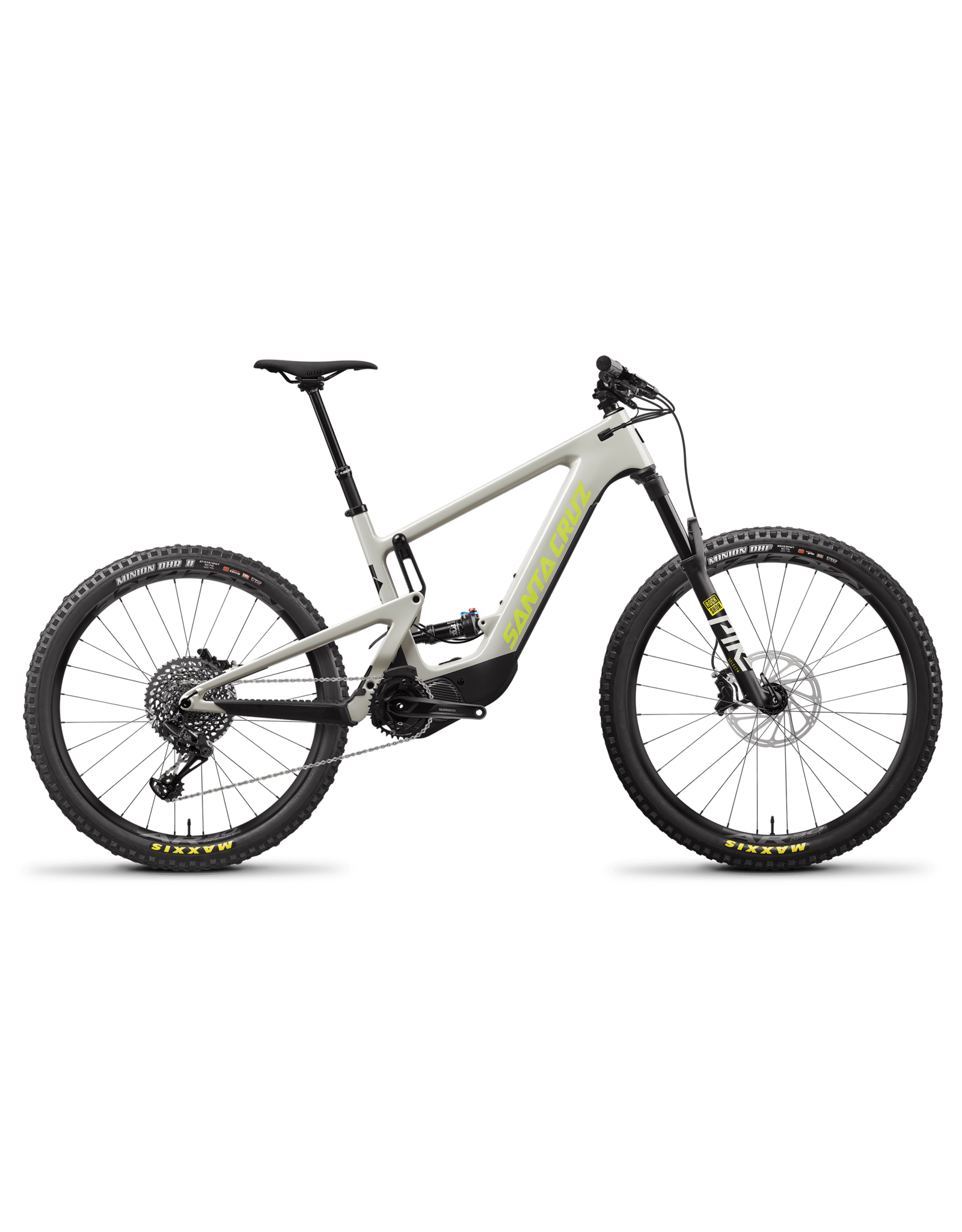 Santa Cruz Bicycles Heckler CC MX S-Kit Size LG, Fog USA