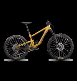 Santa Cruz Bicycles Bronson C MX S-Kit Size Medium, Satin Gold