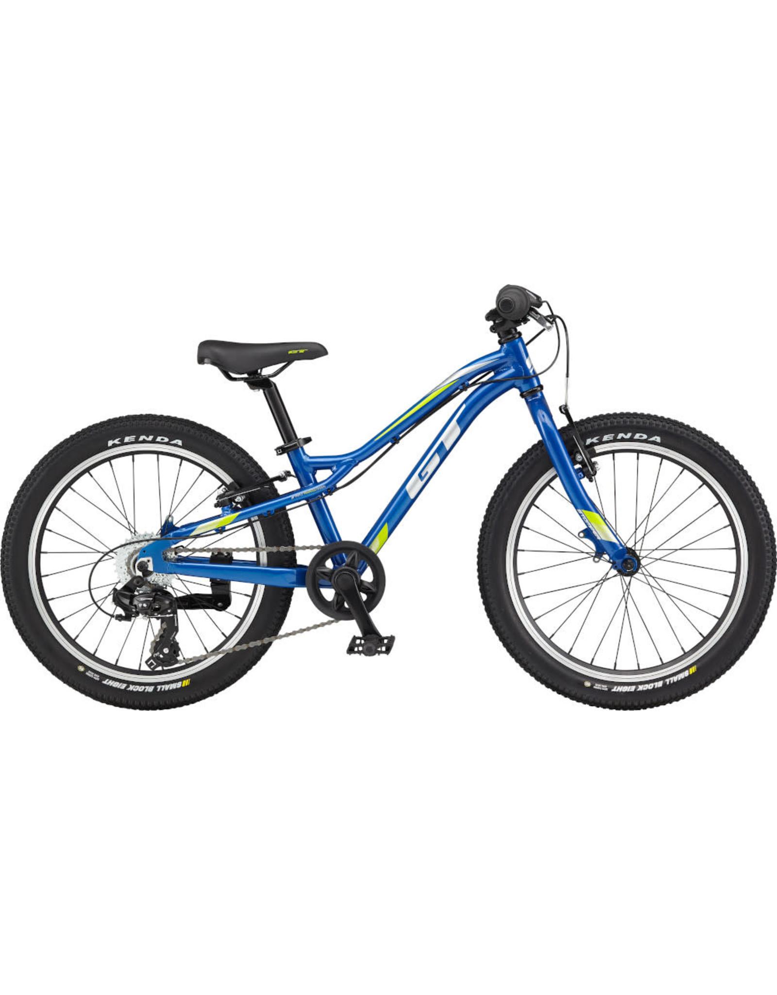 GT Stomper Prime 20 Blue