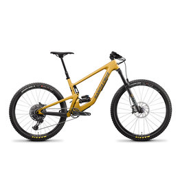 Santa Cruz Bicycles BRONSON C MX R-KIT SATIN GOLD MD