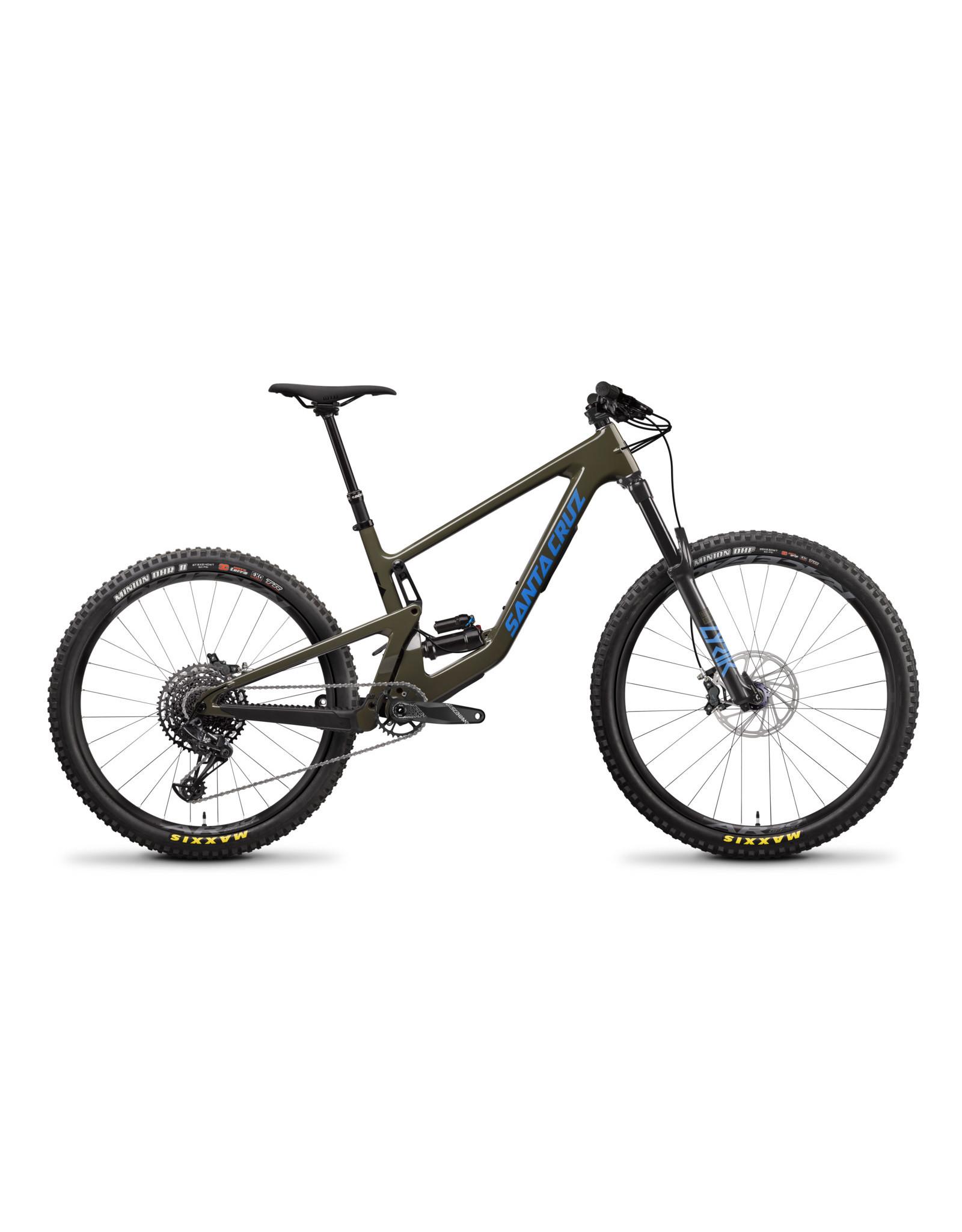 Santa Cruz Bicycles BROSON C MX R-KIT MOSS LG
