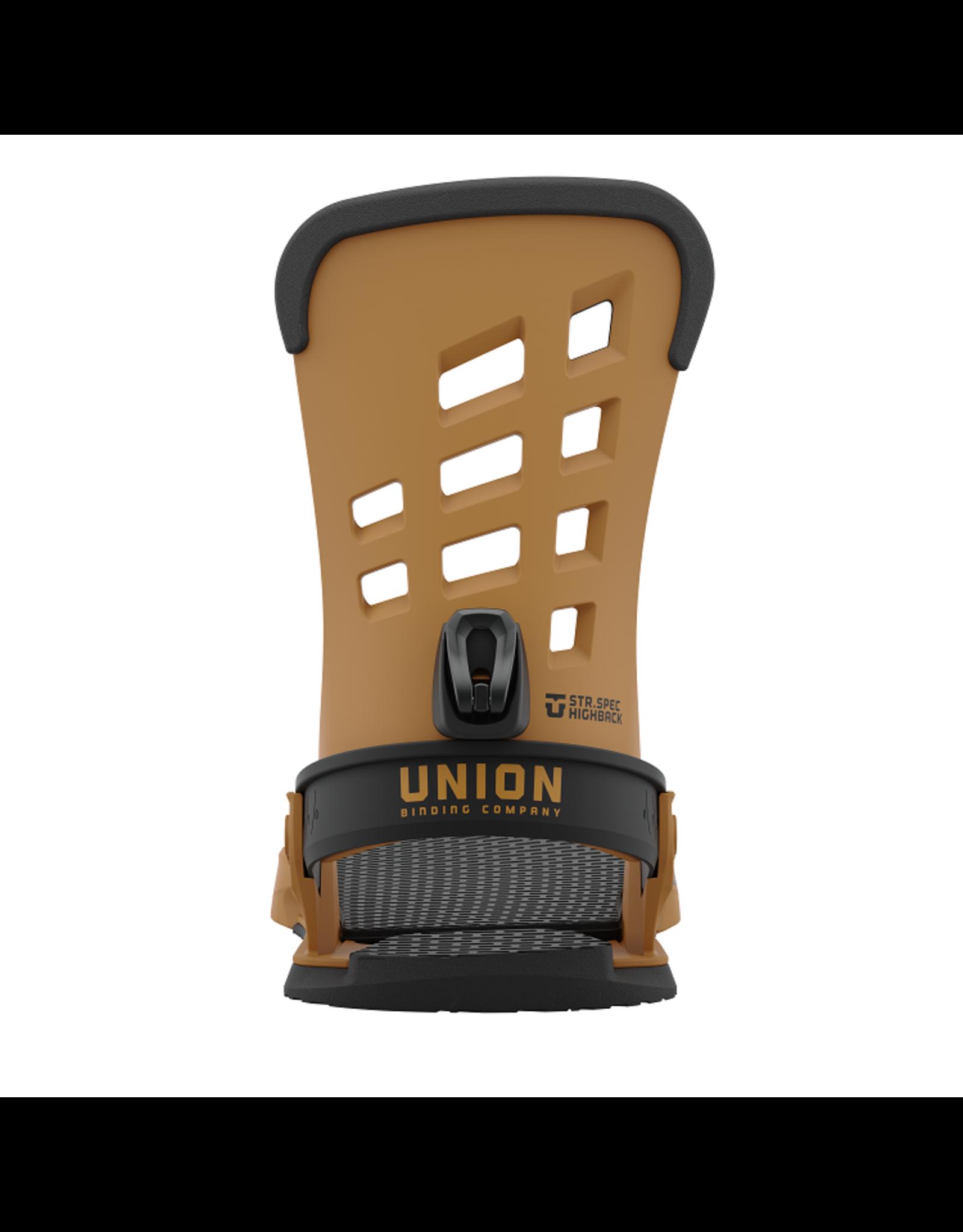 Union STR - Mustard