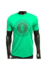 Pathfinder Pine Tree Tee Kelly Green/Forest