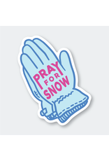 Pathfinder Various Snow Sports Stickers
