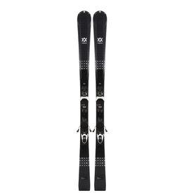 Volkl FLAIR 72 + VMOTION 10 GW Ski Package