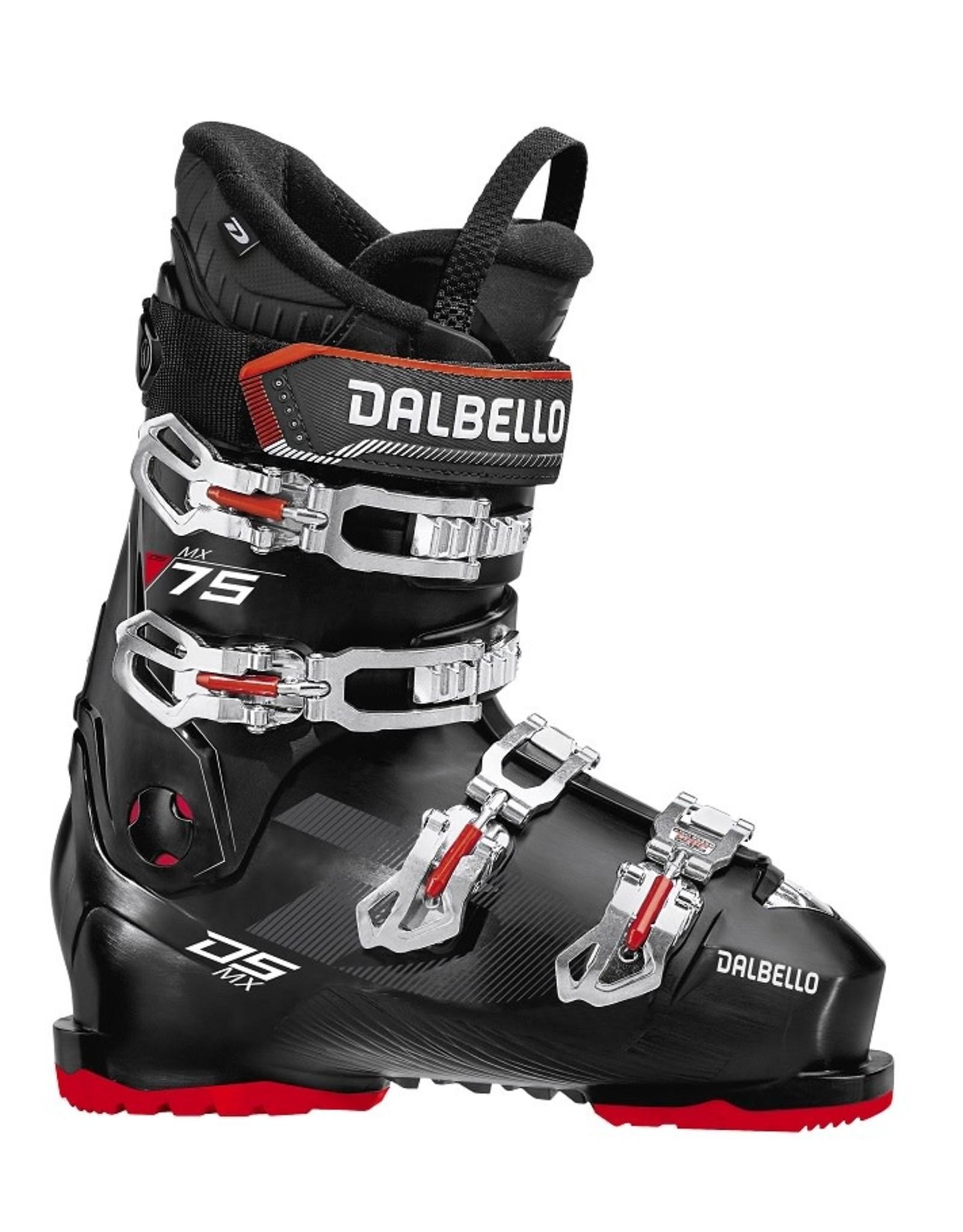 Dalbello DS MX 75 MS BLACK/BLACK