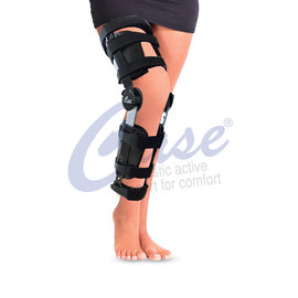 ABCTEKS Hinges (Angle Adjustable) Long Knee Brace