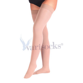ABCTEKS Over Knee CLOSED TOE STOCKINGS