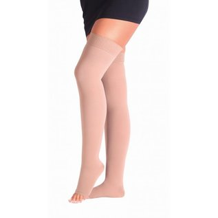 ABCTEKS Over Knee OPENED TOE STOCKINGS