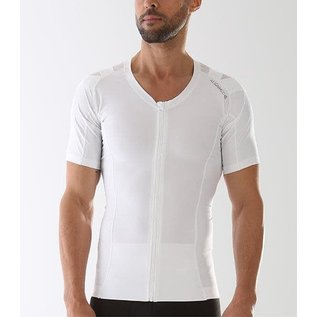 Alignmed Posture shirt Men Zipper