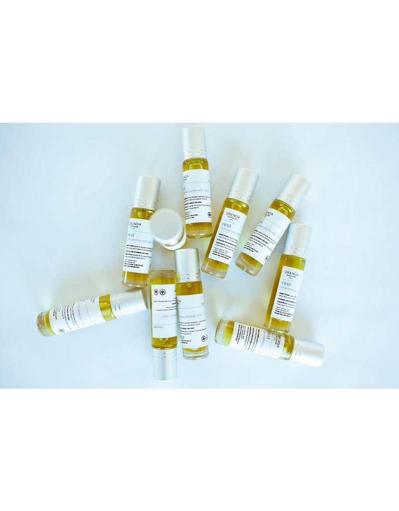 Orenda Botanicals Plus Rest - Aromatherapy Remedy