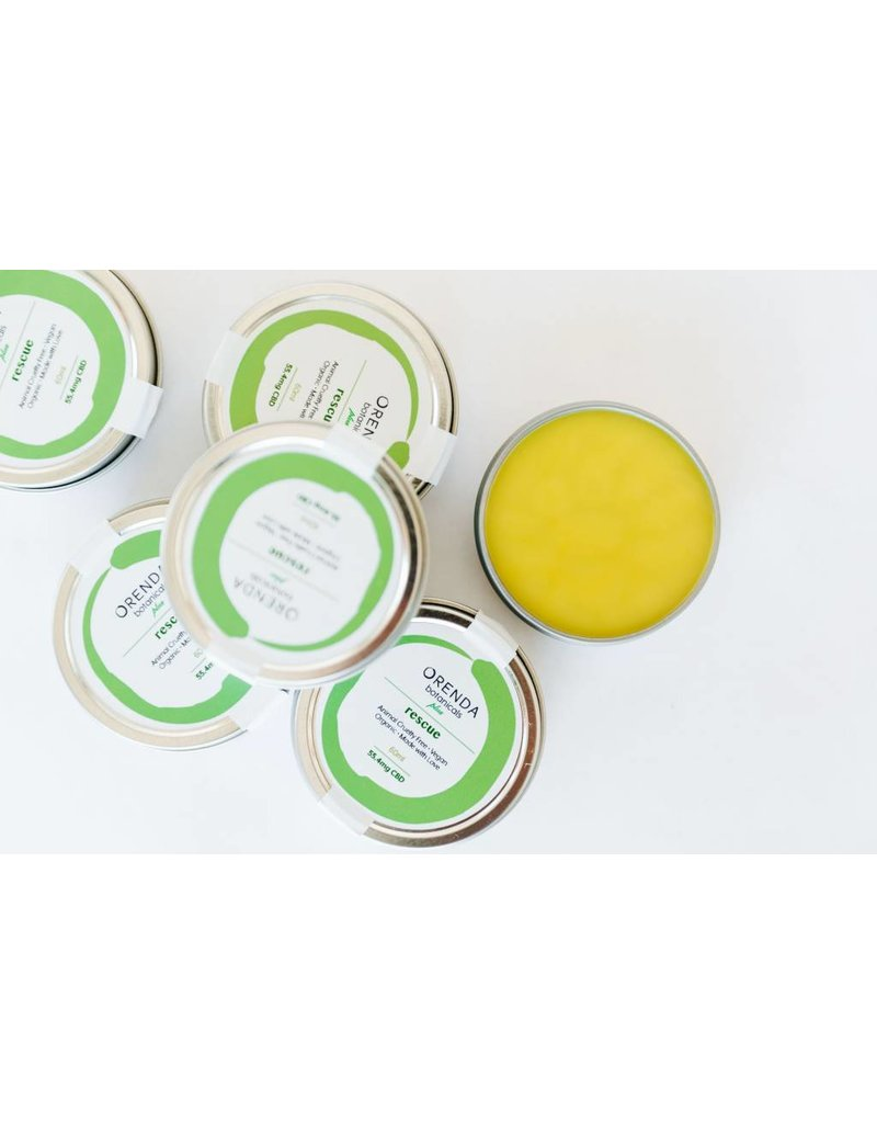 Orenda Botanicals Plus Rescue - Pain Salve