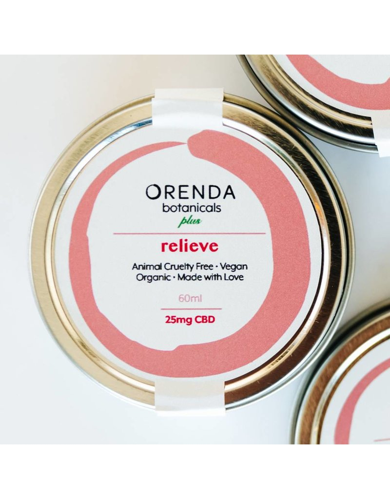 Orenda Botanicals Plus Relieve - Hydrating Butter
