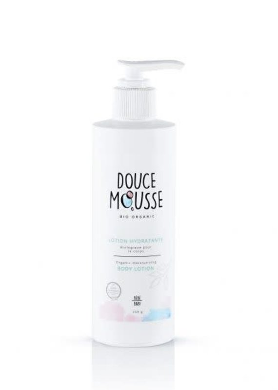 Douce mousse Lotion hydratante
