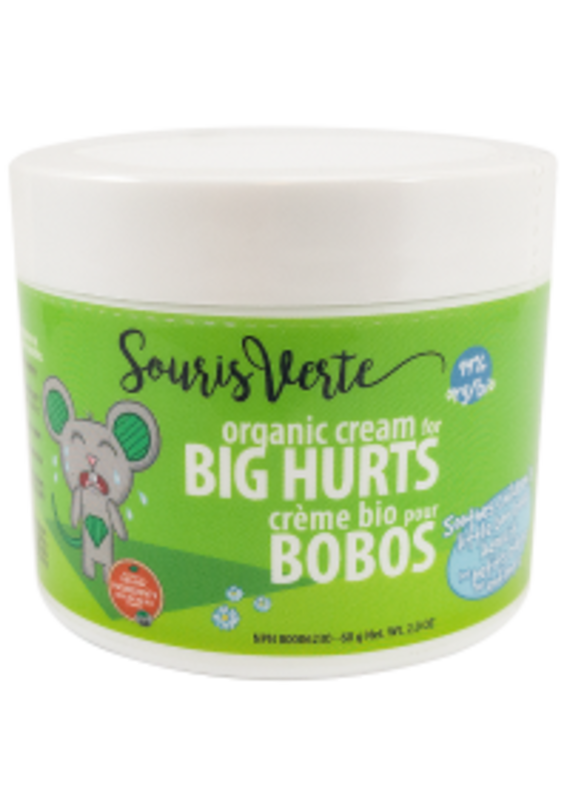 Souris Verte Crème Bobo