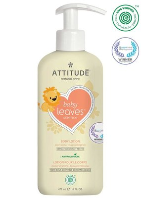 Lotion Baby Leaves Nectar de poire
