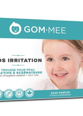 Trousse SOS irritation