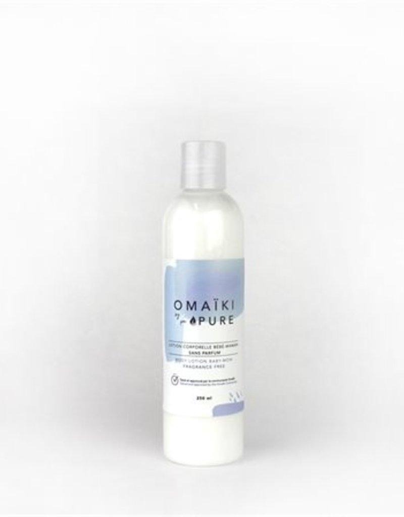 Omaïki Lotion maman/bébé Omaïki par Pure