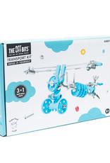 Offbits Kit - Ensemble à construire écrous et boulons