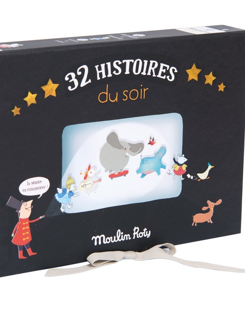 32 histoires du soir