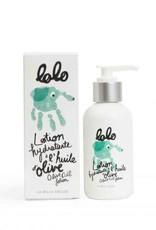 Lolo et moi Lotion hydratante à l'huile d'olive 250 ml