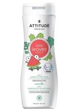Shampoing et gel nettoyant 2 en 1 Littles Leaves